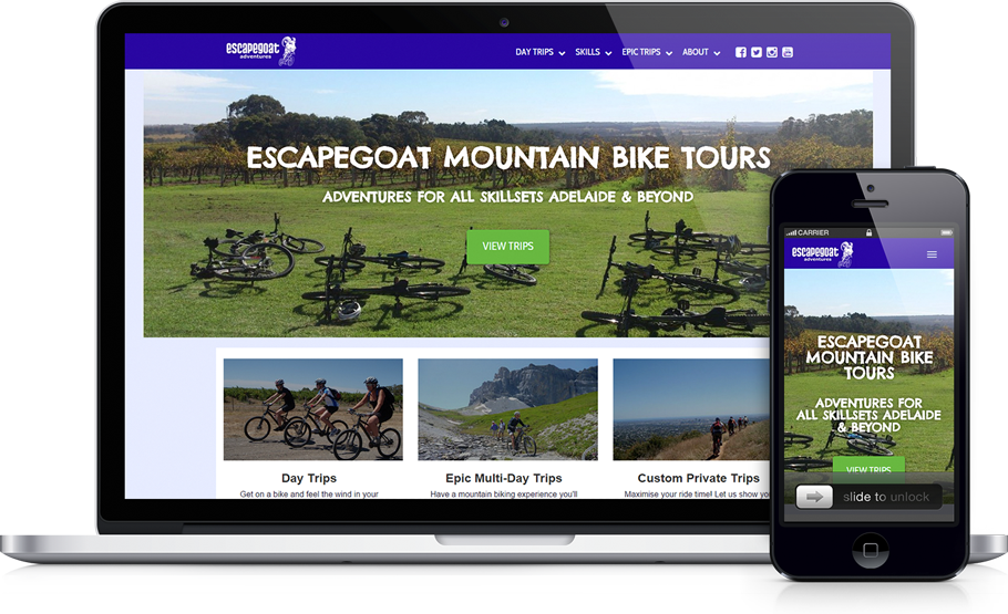 TourismTIger Example Site